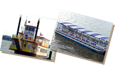 Houston Party Boat and Dinner Cruises